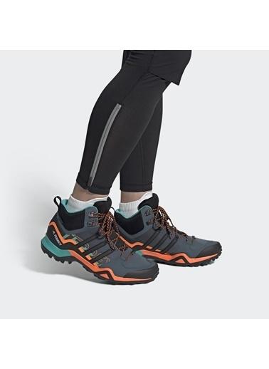 adidas Adidas Terrex Swıft R2 Mıd Gtx Gri